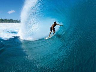Сёрфинг на Мальдивских островах