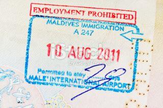 Виза в республику Мальдивы