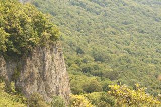 Горные вершины и хребты Адыгеи