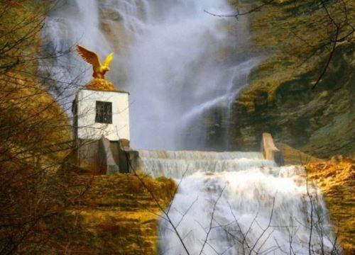 когда смотреть водопад Учан-Су