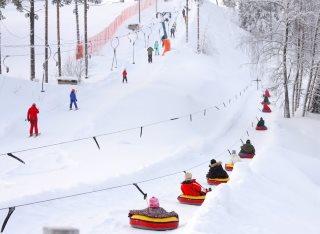 горнолыжный курорт пухгора