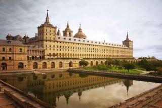 Эскориал - дворец и монастырь