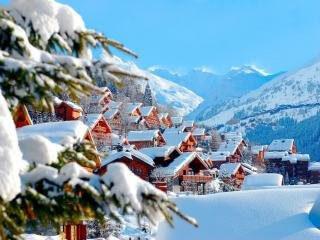 Зимние курорты