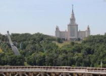 Воробьевы горы в Москве — история и современность достопримечательности