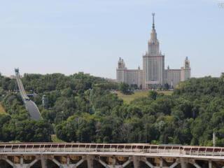 Воробьевы горы в Москве - история и современность достопримечательности