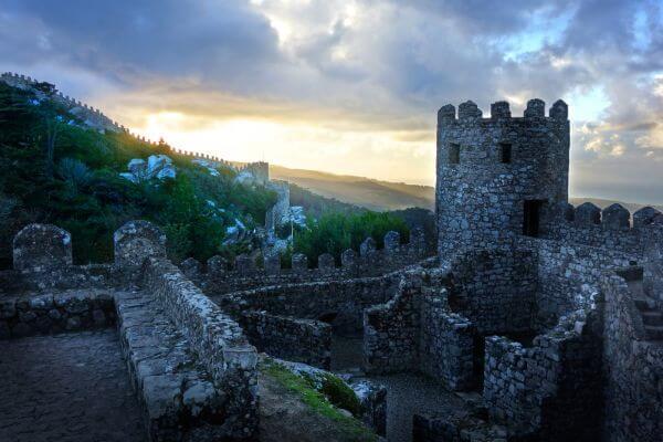 Мавританская крепость