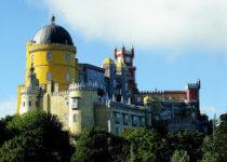 Синтра — любимый город португальских королей