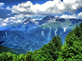 Чем интересен Сочинский национальный парк?