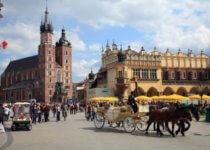 Туристический маршрут по Польше: топ-5 городов