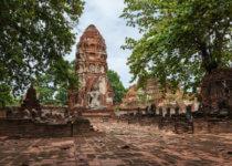 Аюттхая — историческая достопримечательность Таиланда