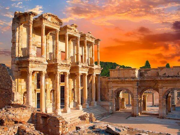 Эфес античный город