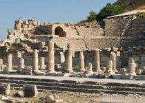 Древний город Эфес в Турции — история и достопримечательности